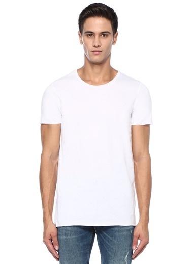 Junk De Luxe Tişört Beyaz